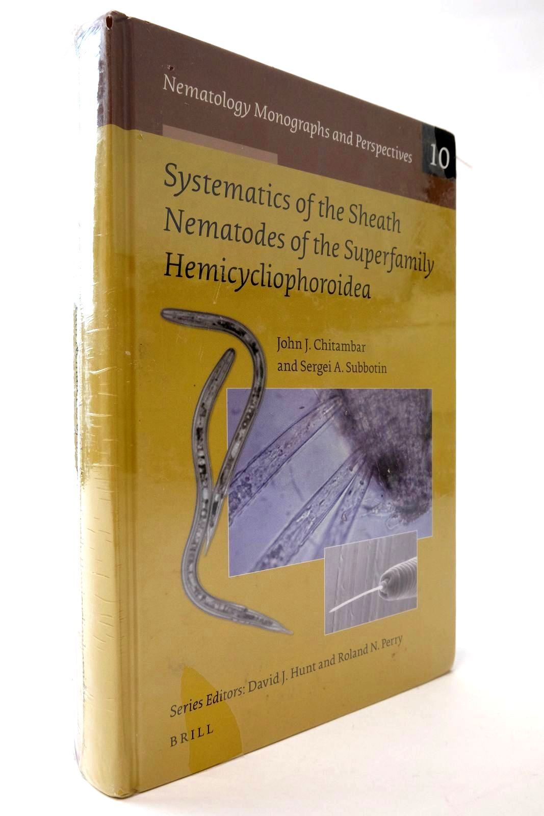 Photo of SYSTEMATICS OF THE SHEATH NEMATODES OF THE SUPERFAMILY HEMICYCLIOPHOROIDEA- Stock Number: 2135505
