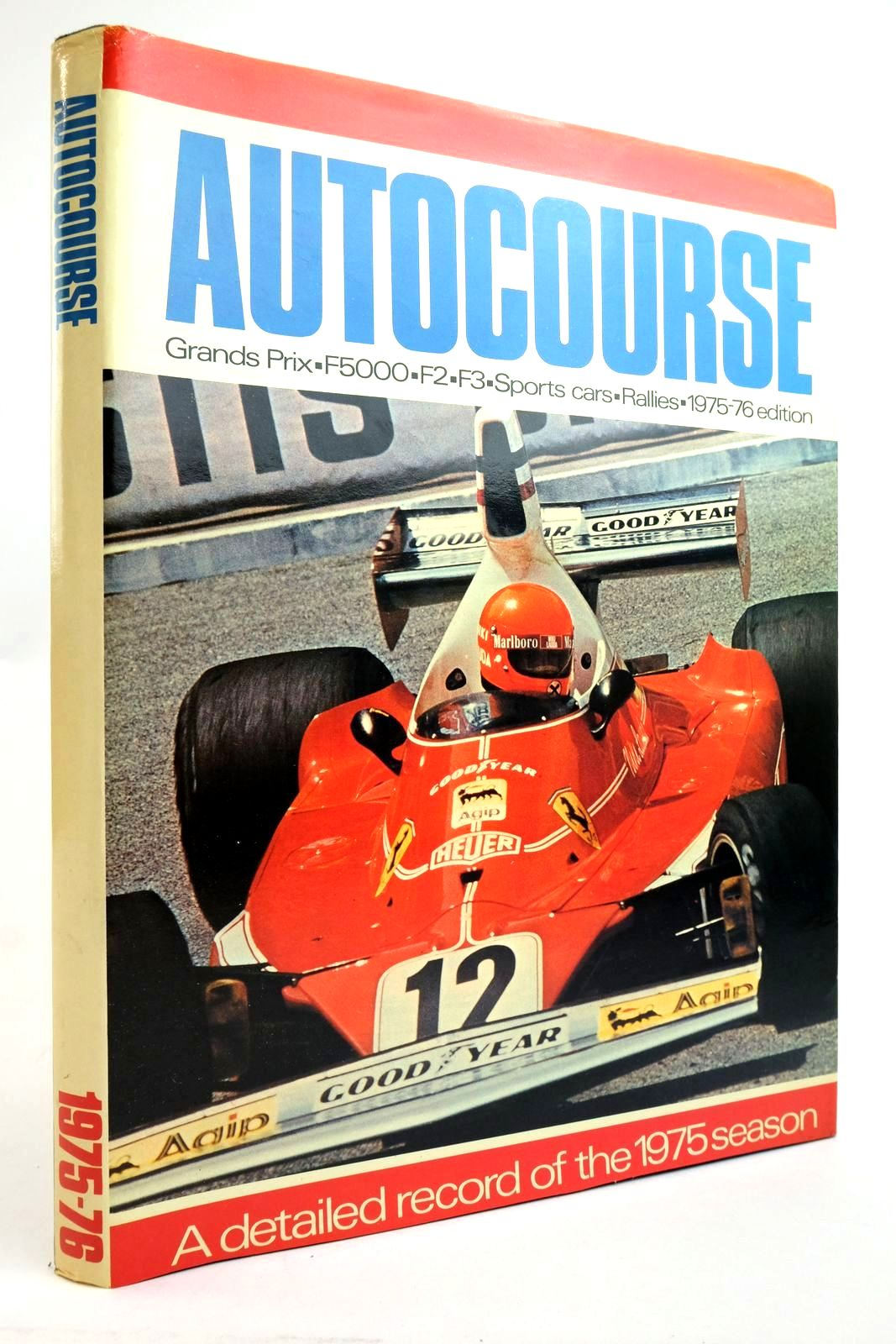 Photo of AUTOCOURSE 1975-76 written by Kettlewell, Mike published by Hazleton Securities (STOCK CODE: 2135508)  for sale by Stella & Rose's Books