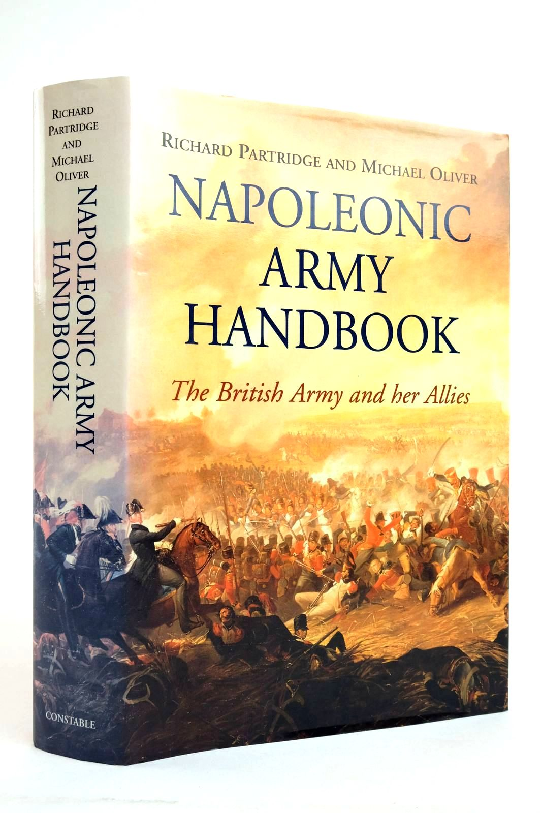 Photo of NAPOLEONIC ARMY HANDBOOK: THE BRITISH ARMY AND HER ALLIES- Stock Number: 2135517