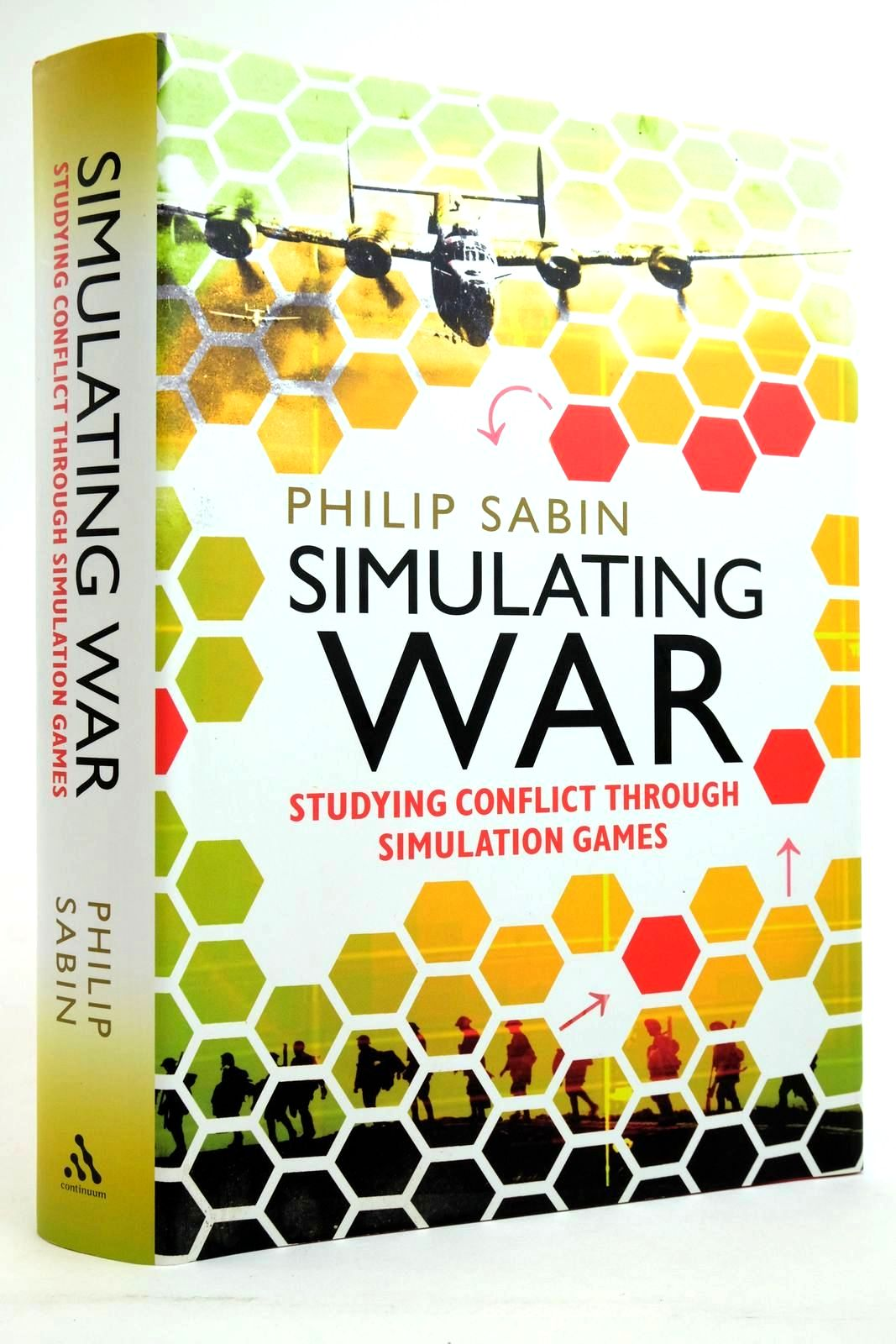 Photo of SIMULATING WAR: STUDYING CONFLICT THROUGH SIMULATION GAMES- Stock Number: 2135518