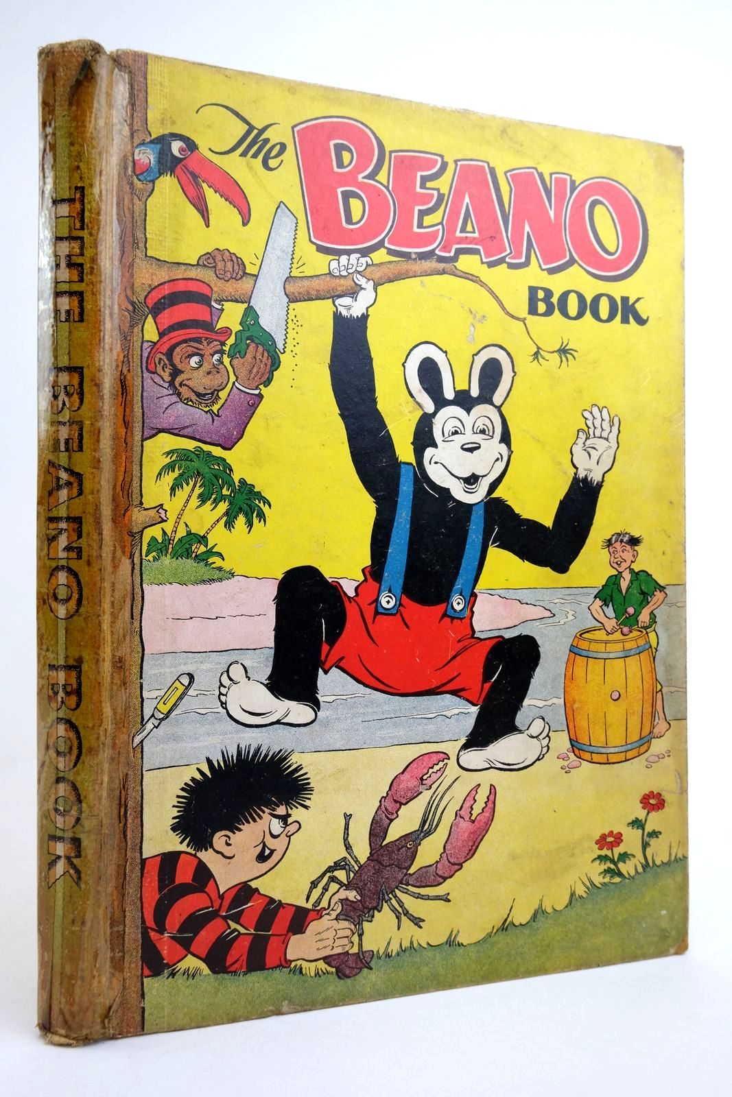 Photo of THE BEANO BOOK 1954- Stock Number: 2135521
