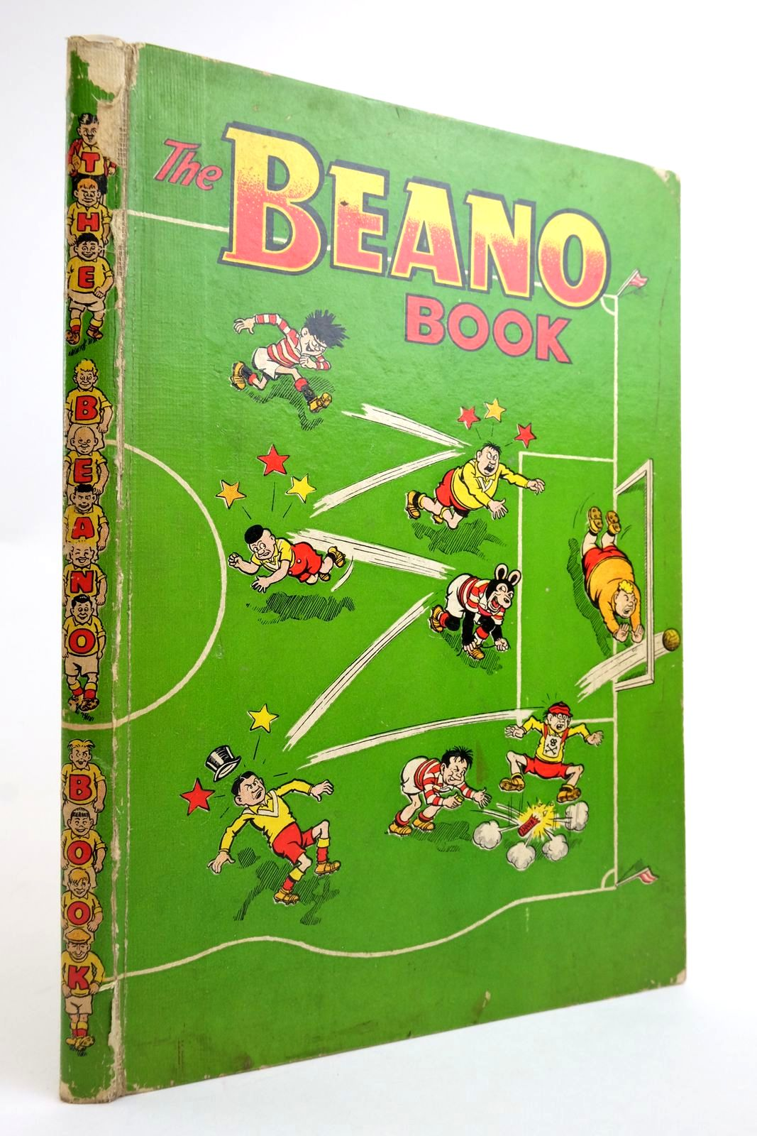 Photo of THE BEANO BOOK 1957- Stock Number: 2135522
