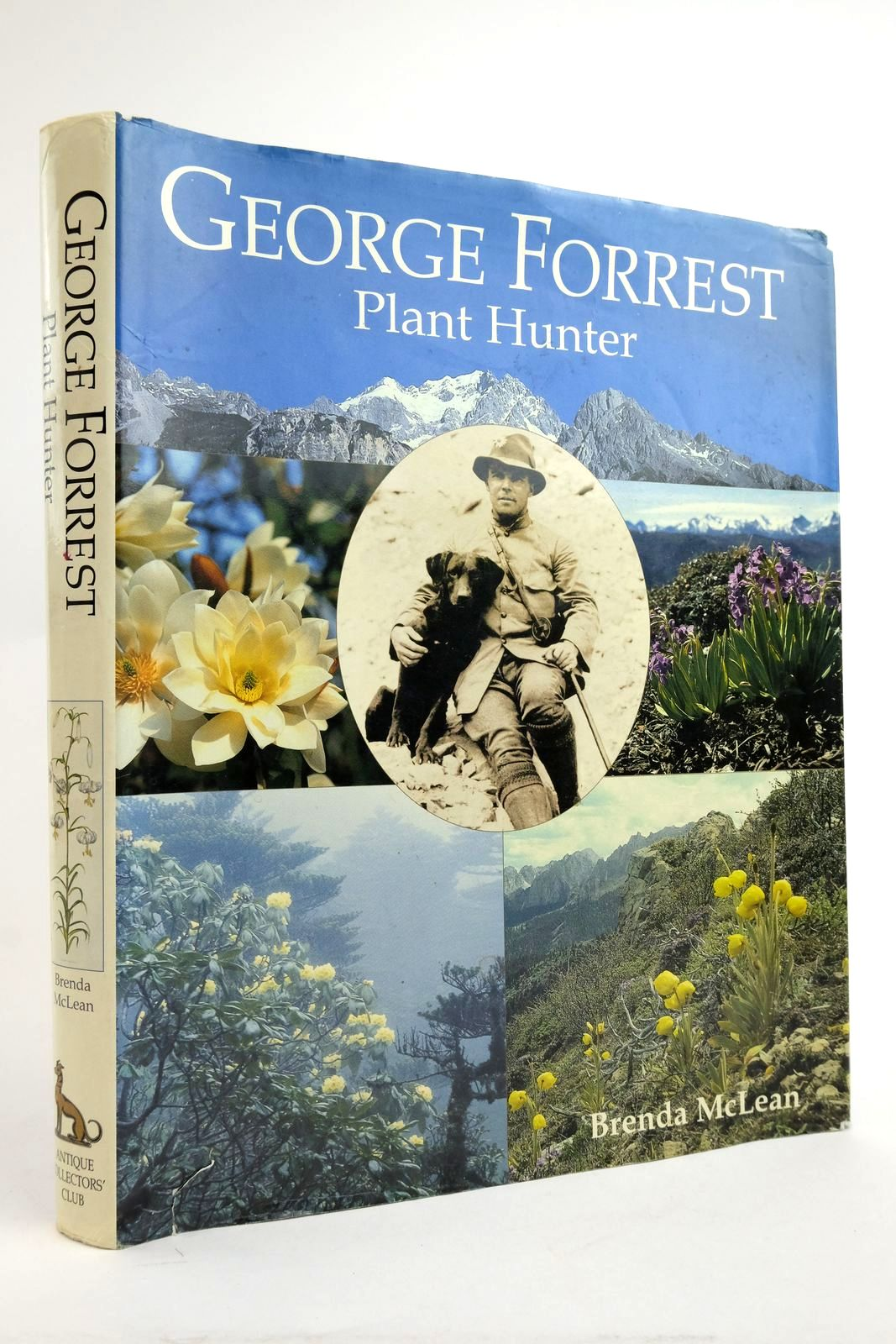 Photo of GEORGE FORREST: PLANT HUNTER- Stock Number: 2135525