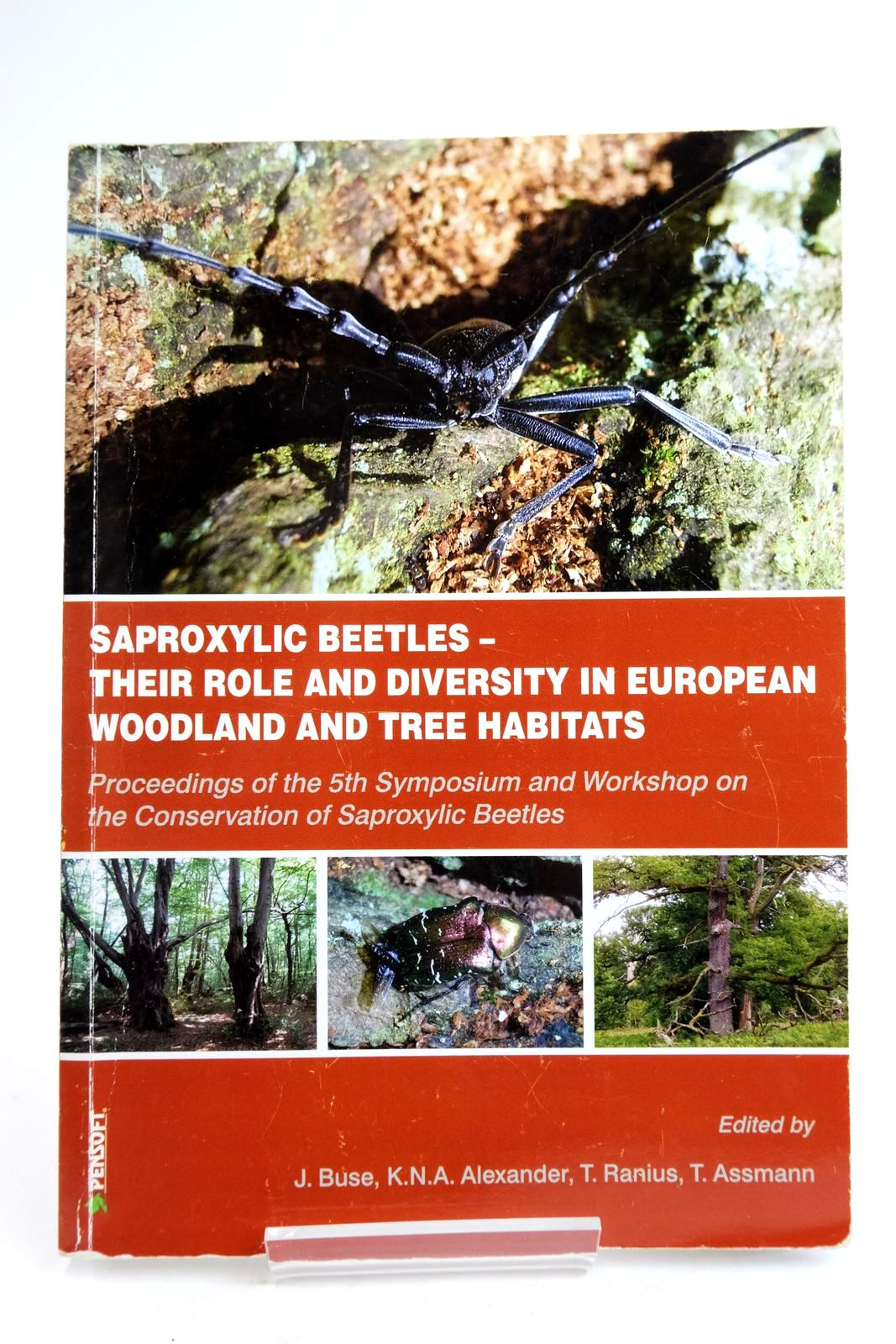 Photo of SAPROXYLIC BEETLES: THEIR ROLE AND DIVERSITY IN EUROPEAN WOODLAND AND TREE HABITATS- Stock Number: 2135528