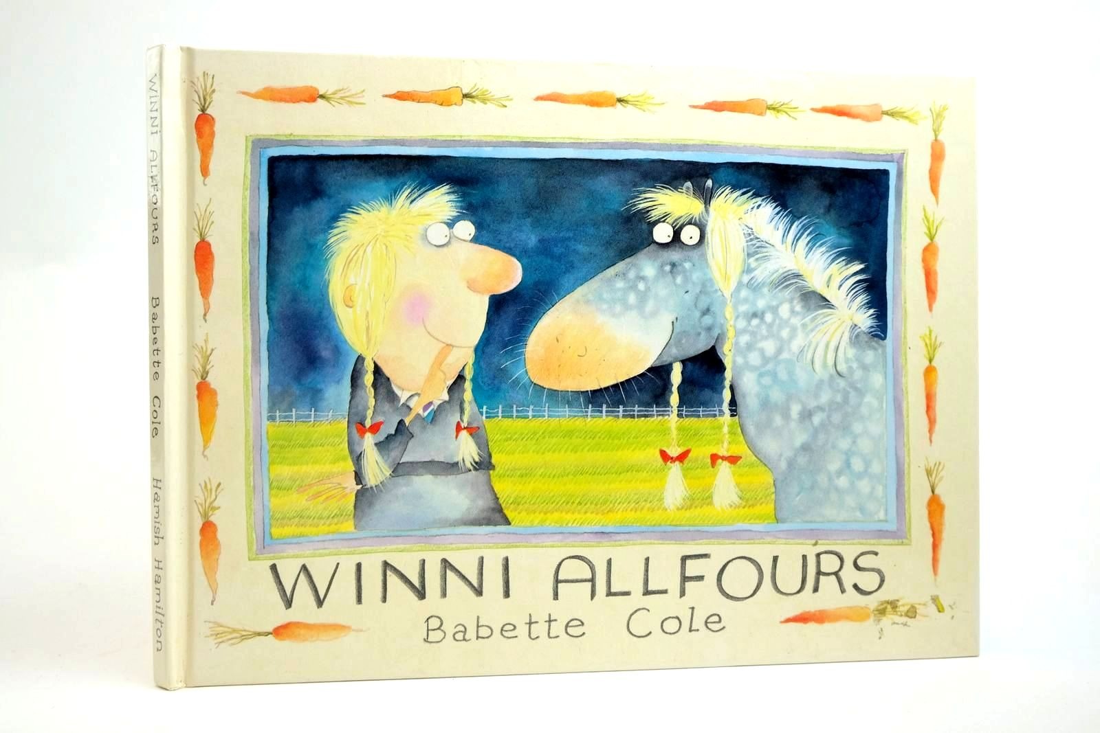 Photo of WINNI ALLFOURS- Stock Number: 2135568