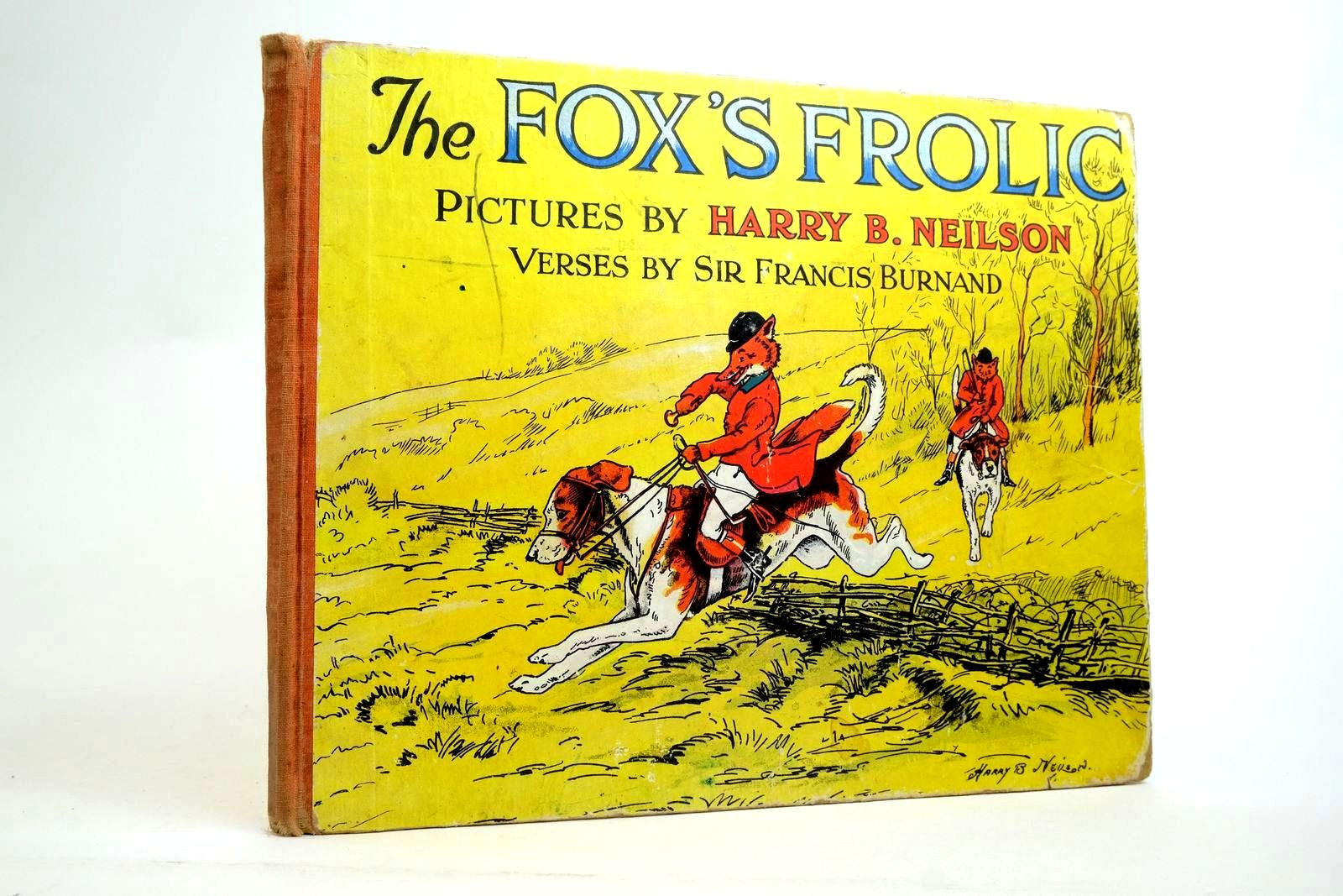 Photo of THE FOX'S FROLIC- Stock Number: 2135570