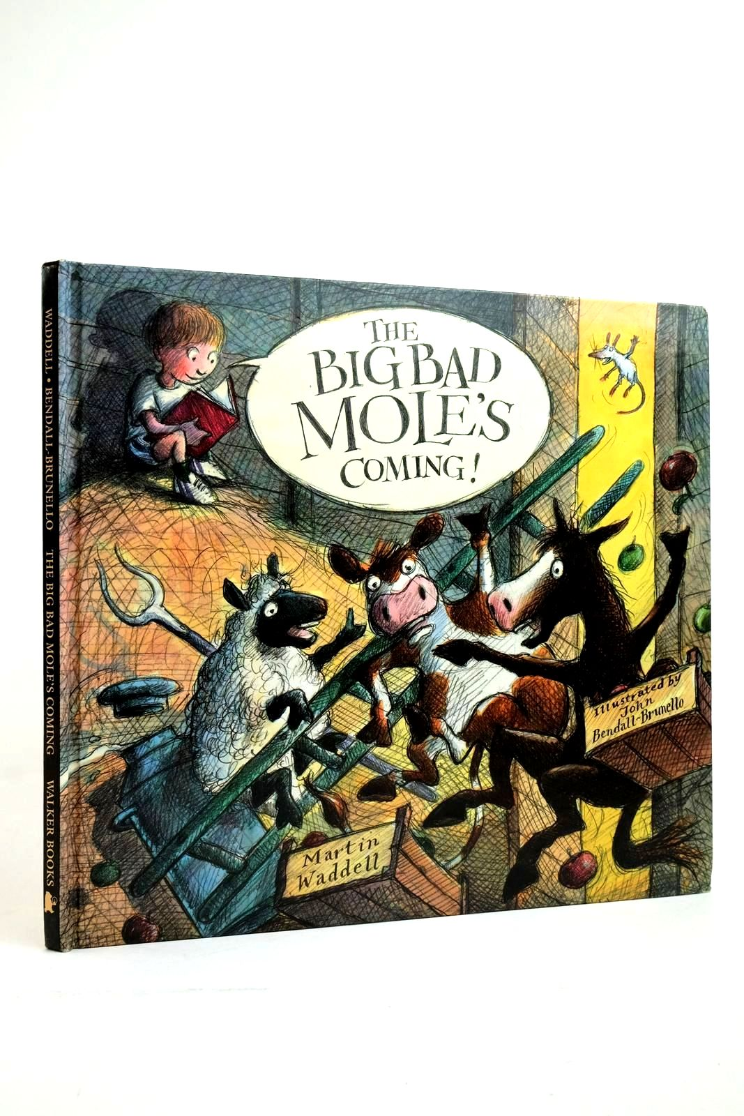 Photo of THE BIG BAD MOLE'S COMING!- Stock Number: 2135573
