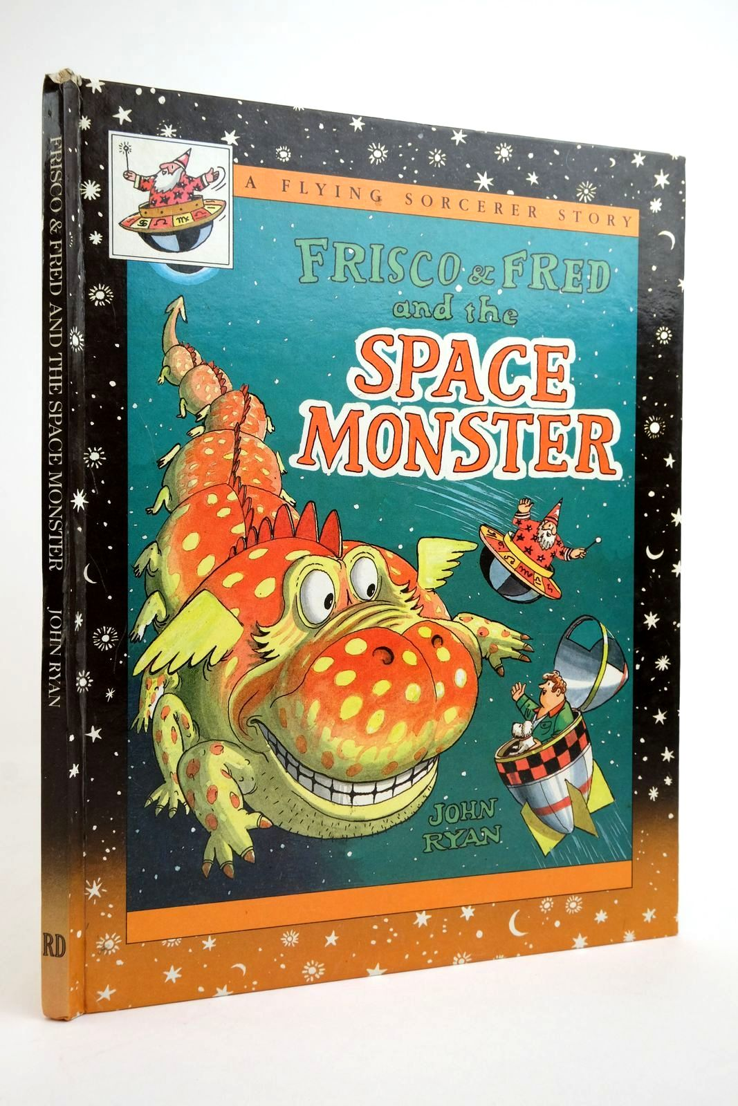 Photo of FRISCO & FRED AND THE SPACE MONSTER- Stock Number: 2135586
