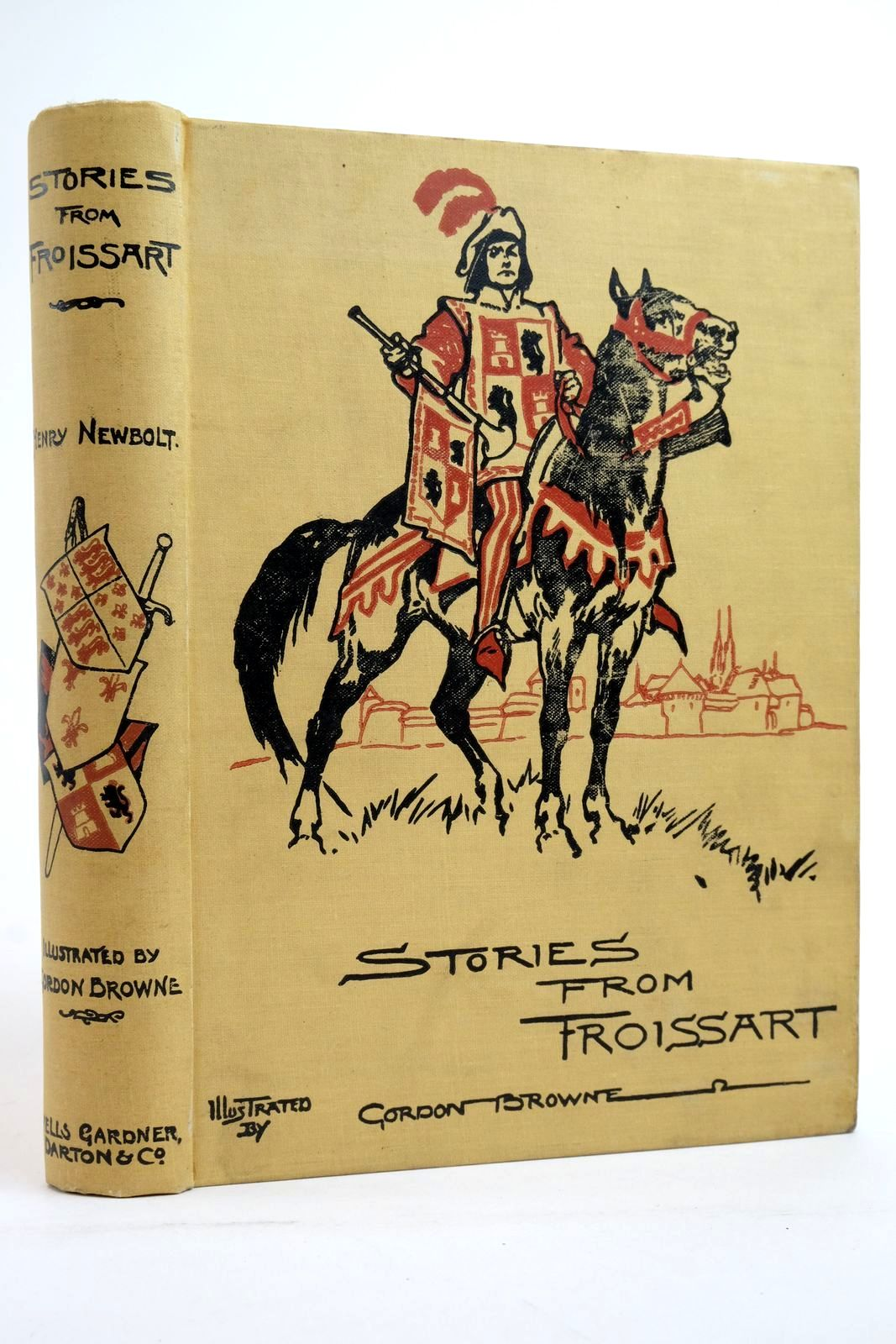 Photo of STORIES FROM FROISSART- Stock Number: 2135591
