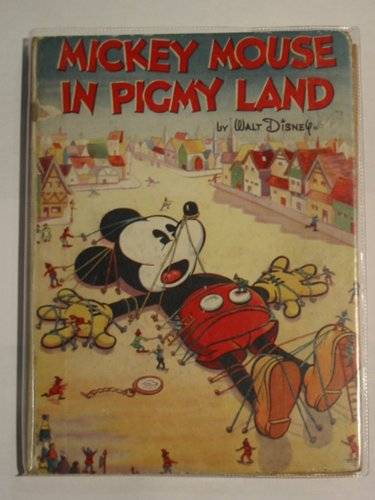 Photo of MICKEY MOUSE IN PIGMY LAND- Stock Number: 218933