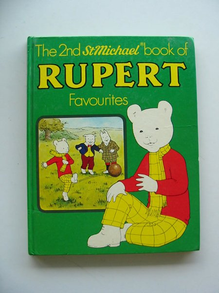 Photo of THE 2nd St MICHAEL BOOK OF RUPERT FAVOURITES- Stock Number: 221725