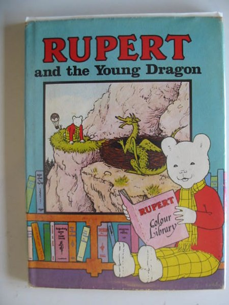 Photo of RUPERT AND THE YOUNG DRAGON- Stock Number: 229347