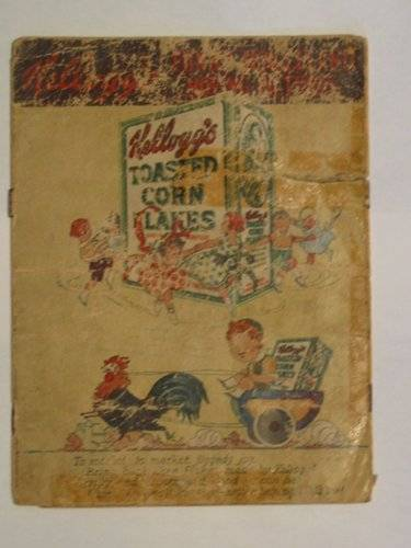 Photo of KELLOGG'S FUNNY JUNGLELAND MOVING PICTURES- Stock Number: 230129