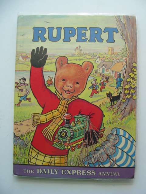 Photo of RUPERT ANNUAL 1976 illustrated by Cubie, Alex published by Daily Express (STOCK CODE: 232915)  for sale by Stella & Rose's Books