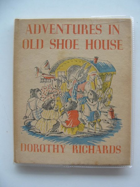 Photo of ADVENTURES IN OLD SHOE HOUSE- Stock Number: 233167