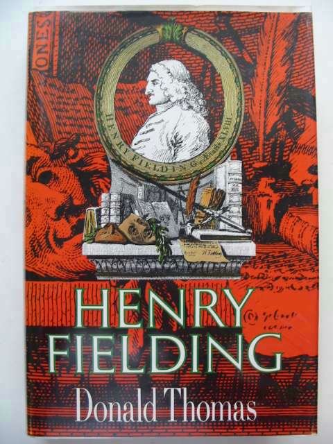 Photo of HENRY FIELDING- Stock Number: 233389