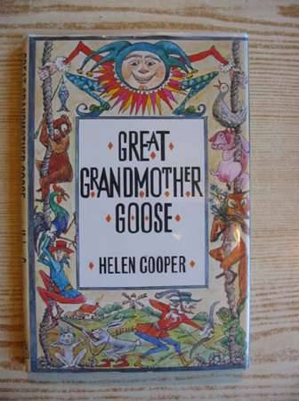 Photo of GREAT GRANDMOTHER GOOSE written by Cooper, Helen illustrated by Turska, Krystyna published by Hamish Hamilton (STOCK CODE: 310100)  for sale by Stella & Rose's Books
