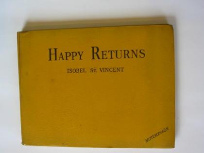Photo of HAPPY RETURNS- Stock Number: 316715
