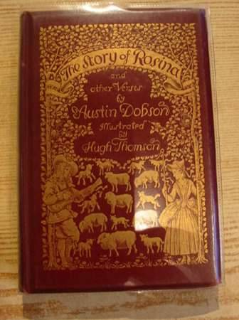 Photo of THE STORY OF ROSINA & OTHER VERSES- Stock Number: 317346