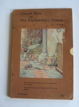 Photo of CHURCH MICE AND MRS CLUCKABIDDY'S FRIENDS- Stock Number: 317480