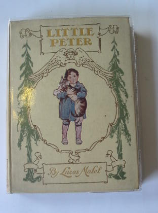 Photo of LITTLE PETER written by Malet, Lucas illustrated by Brock, C.E. published by Henry Frowde (STOCK CODE: 317514)  for sale by Stella & Rose's Books