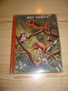 Photo of WALT DISNEY'S BAMBI written by Disney, Walt Salten, Felix illustrated by Disney, Walt published by Collins (STOCK CODE: 318397)  for sale by Stella & Rose's Books