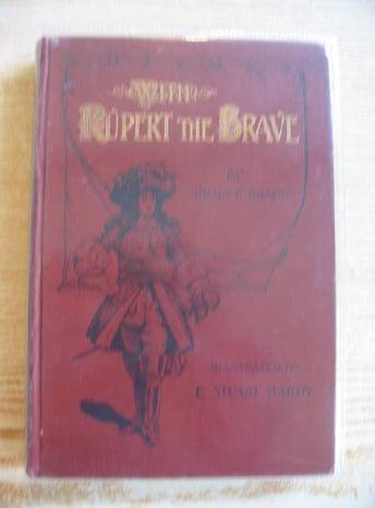 Photo of WITH RUPERT THE BRAVE- Stock Number: 321813