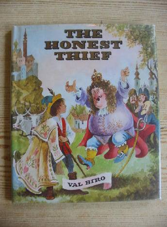 Photo of THE HONEST THIEF written by Biro, Val illustrated by Biro, Val published by Brockhampton Press (STOCK CODE: 322383)  for sale by Stella & Rose's Books