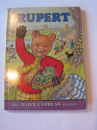 Photo of RUPERT ANNUAL 1976- Stock Number: 324687