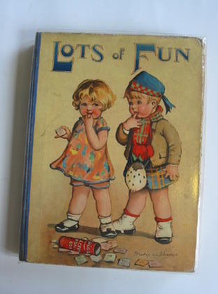 Photo of LOTS OF FUN written by MacNair, J.H. et al,  published by Lewis's Ltd. (STOCK CODE: 325728)  for sale by Stella & Rose's Books