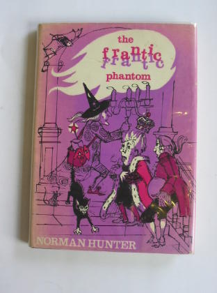Photo of THE FRANTIC PHANTOM AND OTHER INCREDIBLE STORIES- Stock Number: 326118