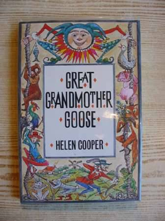 Photo of GREAT GRANDMOTHER GOOSE written by Cooper, Helen illustrated by Turska, Krystyna published by Hamish Hamilton (STOCK CODE: 327183)  for sale by Stella & Rose's Books