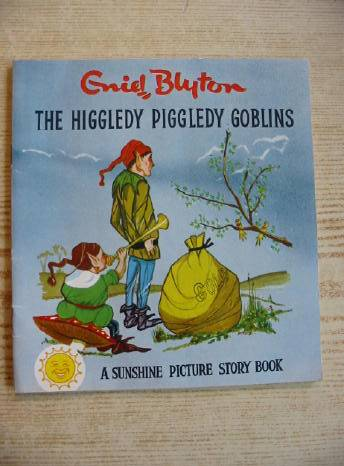 Photo of THE HIGGLEDY PIGGLEDY GOBLINS written by Blyton, Enid published by World Distributors Ltd. (STOCK CODE: 327883)  for sale by Stella & Rose's Books