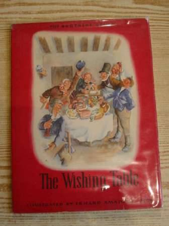 Photo of THE WISHING TABLE written by Grimm, Brothers Cherry, Joan illustrated by Amadeus-Dier, Erhard published by Polytint Limited (STOCK CODE: 376912)  for sale by Stella & Rose's Books