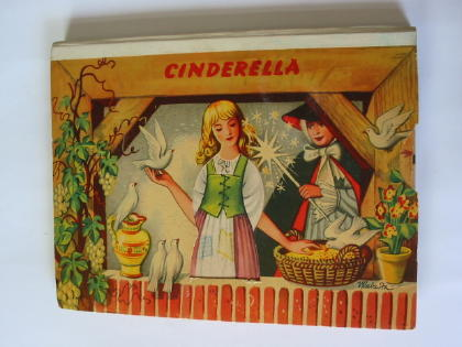 Photo of CINDERELLA illustrated by Kubasta, Vojtech published by Bancroft & Co.(Publishers) Ltd. (STOCK CODE: 378088)  for sale by Stella & Rose's Books