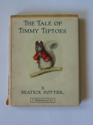 Photo of THE TALE OF TIMMY TIPTOES written by Potter, Beatrix illustrated by Potter, Beatrix published by Frederick Warne & Co Ltd. (STOCK CODE: 378196)  for sale by Stella & Rose's Books