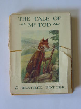 Photo of THE TALE OF MR. TOD written by Potter, Beatrix illustrated by Potter, Beatrix published by Frederick Warne & Co Ltd. (STOCK CODE: 378199)  for sale by Stella & Rose's Books