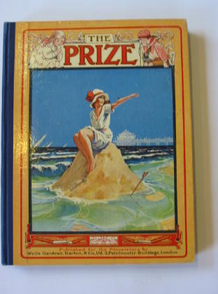 Photo of THE PRIZE FOR GIRLS AND BOYS published by Wells Gardner, Darton & Co. Ltd. (STOCK CODE: 379284)  for sale by Stella & Rose's Books
