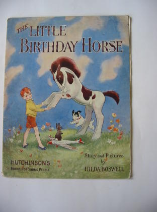 Photo of THE LITTLE BIRTHDAY HORSE- Stock Number: 379734