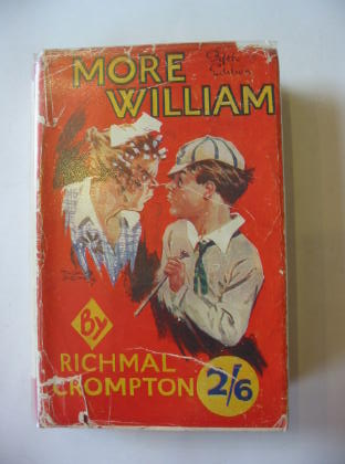 Photo of MORE WILLIAM written by Crompton, Richmal illustrated by Henry, Thomas published by George Newnes Limited (STOCK CODE: 380105)  for sale by Stella & Rose's Books