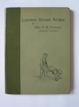 Photo of LONDON STREET ARABS written by Stanley, Mrs. H.M. illustrated by Tennant, Dorothy published by Cassell & Co. Ltd. (STOCK CODE: 380688)  for sale by Stella & Rose's Books