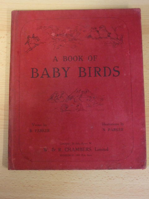 Photo of A BOOK OF BABY BIRDS- Stock Number: 380992
