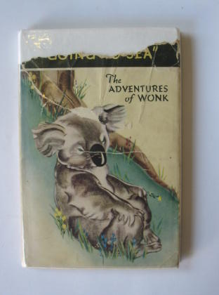 Photo of THE ADVENTURES OF WONK - GOING TO SEA written by Levy, Muriel illustrated by Kiddell-Monroe, Joan published by Wills & Hepworth Ltd. (STOCK CODE: 381091)  for sale by Stella & Rose's Books