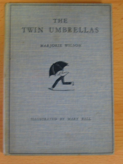 Photo of THE TWIN UMBRELLAS- Stock Number: 381154