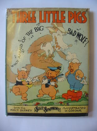 Photo of THREE LITTLE PIGS- Stock Number: 381790