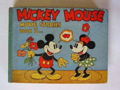 Photo of MICKEY MOUSE MOVIE STORIES BOOK 2- Stock Number: 381799