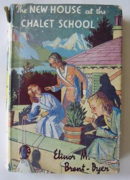 Photo of THE NEW HOUSE AT THE CHALET SCHOOL written by Brent-Dyer, Elinor M. published by W. & R. Chambers Limited (STOCK CODE: 382318)  for sale by Stella & Rose's Books