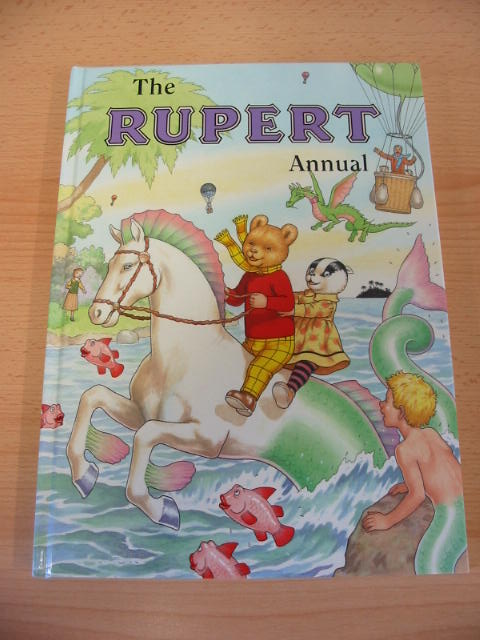 Photo of RUPERT ANNUAL 2001- Stock Number: 382871
