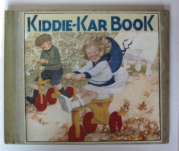 Photo of KIDDIE-KAR BOOK written by Walsh, Richard J. illustrated by Weber, Sarah S. Stilwell published by W. & R. Chambers Limited (STOCK CODE: 383082)  for sale by Stella & Rose's Books