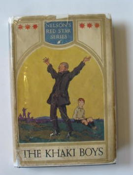 Photo of THE KHAKI BOYS AND OTHER STORIES written by Brazil, Angela published by Thomas Nelson and Sons Ltd. (STOCK CODE: 383312)  for sale by Stella & Rose's Books